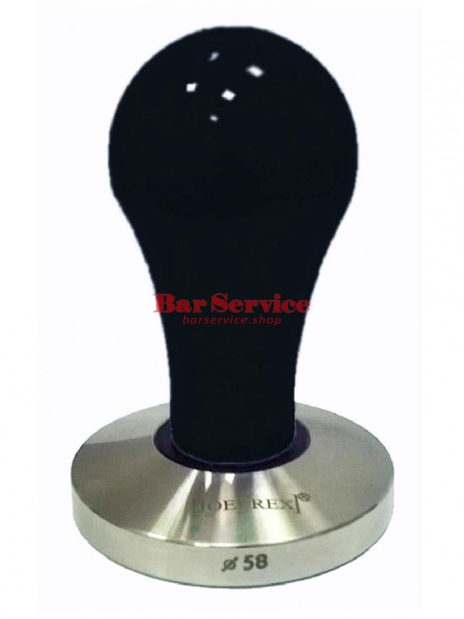 Темпер JoeFrex D58 Pop черный плоский сталь в Кирове