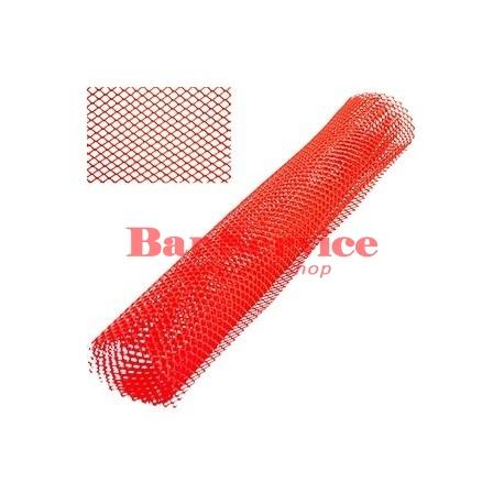Сетка барная;  полиэтилен;  ,L=100,B=60см;  красный в Кирове